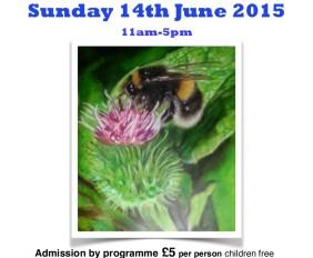 Thetford Open Gardens 2015