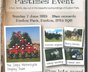 Euston Rural Pastimes