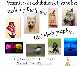 Bethany Rush and T & C Photographics Exhibition