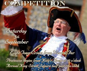 Town Crier Competition