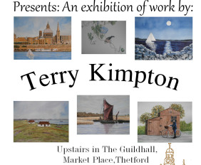 Terry Kimpton at The Jack Pilling Art Gallery