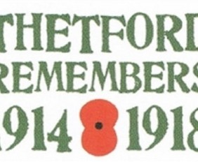 Thetford Remembers WW1