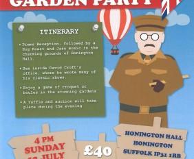 A Very British Garden Party