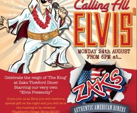 Calling All Elvis