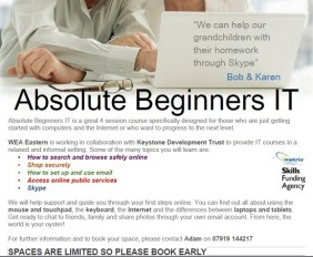 Absolute Beginners IT