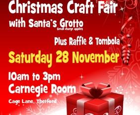 Thetford Players Craft Fair